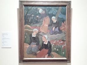 森の中の4人のブルターニュの少女.jpg